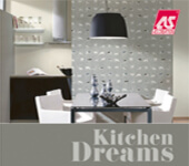 Papel de Parede Kitchen Dreams 2