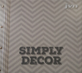 Papel de Parede Simply Decor