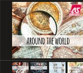 Papel de Parede Around the World