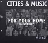 Papel de Parede Cities & Music