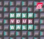 Papel de Parede Move Your Wall