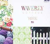 Papel de Parede Waverly Cottage